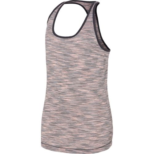 Display product reviews for BCG Women's Space Dye Tech Tank Top