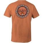 Image One Women's Oklahoma State University Color Me Comfort Color T-shirt