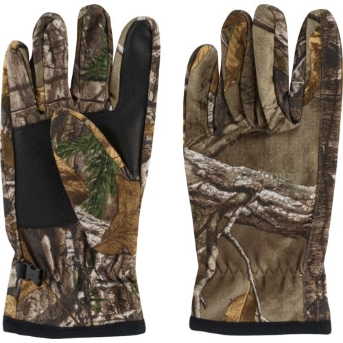 Display product reviews for Columbia Sportswear Men's Stealth Shot™ III Softshell Shooter Gloves