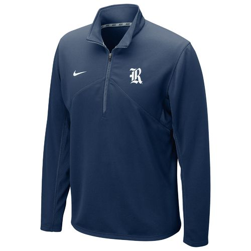 Nike™ Men's Rice University Dri-FIT 1/4 Zip Training Pullover