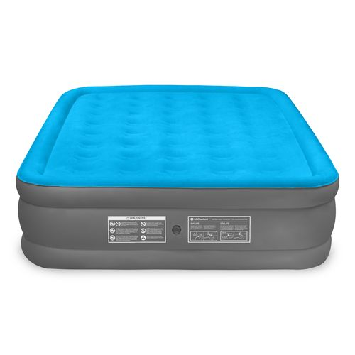 Air Comfort Camp Mate Raised Queen-Size Air Mattress with Battery-Powered Pump - view number 3
