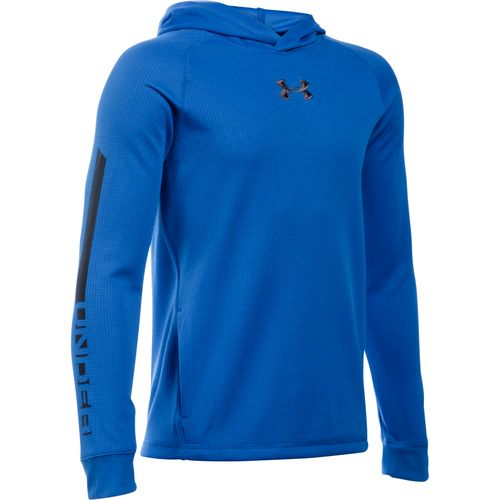 Under Armour™ Boys' Waffle Hoodie