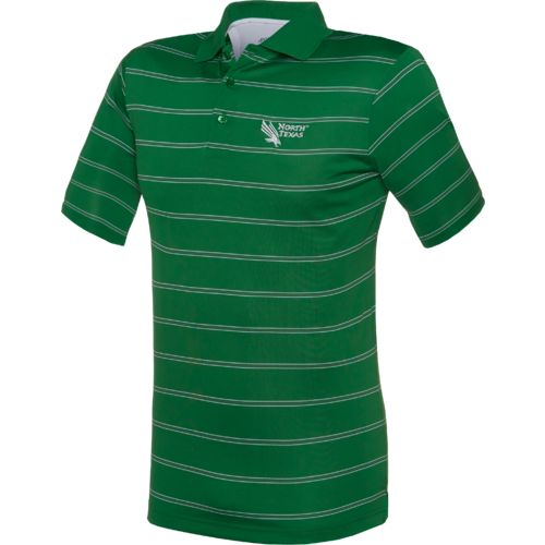 Antigua Men's University of North Texas Deluxe Polo Shirt