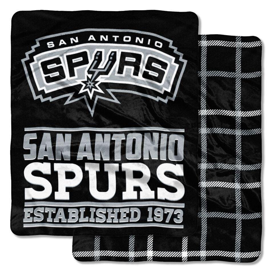 The Northwest Company San Antonio Spurs I-Cloud Throw