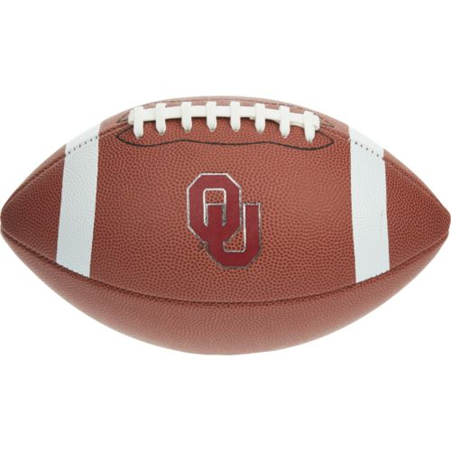 Nike University of Oklahoma Vapor 24/7 College Edition Football