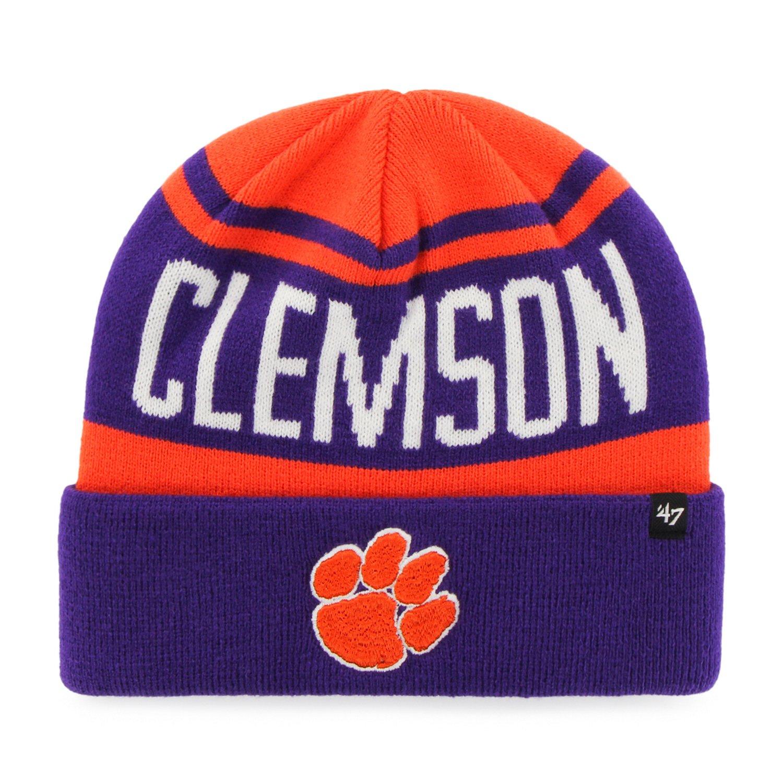 '47 Clemson University Rift Knit Cap