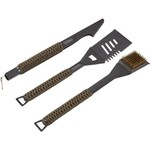 Outdoor Gourmet Paracord 3-Piece Barbecue Tool Set - view number 2