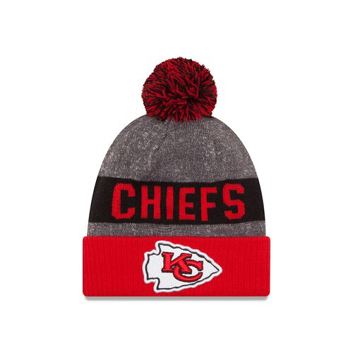 New Era Men's Kansas City Chiefs NFL16 Sport Knit Cap