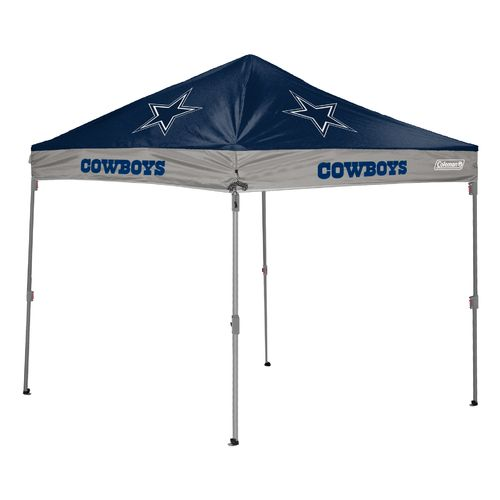 Coleman® Dallas Cowboys 10u0027 x 10u0027 Straight-Leg Canopy  sc 1 st  Academy Sports + Outdoors & NFL Canopies | Academy