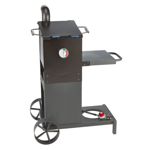 Outdoor Gourmet Double-Basket Jet Fryer