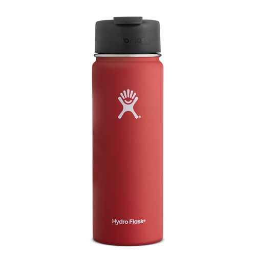 Display product reviews for Hydro Flask 20 oz. Wide-Mouth Water Bottle with Flip Lid
