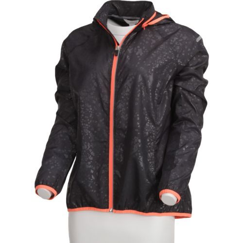 BCG Women's Water Resistant Hooded Running Jacket