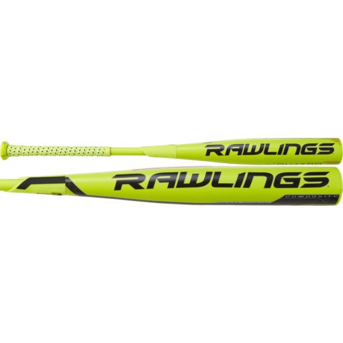 Display product reviews for Rawlings® Adults' Quatro™ Composite Baseball Bat -3