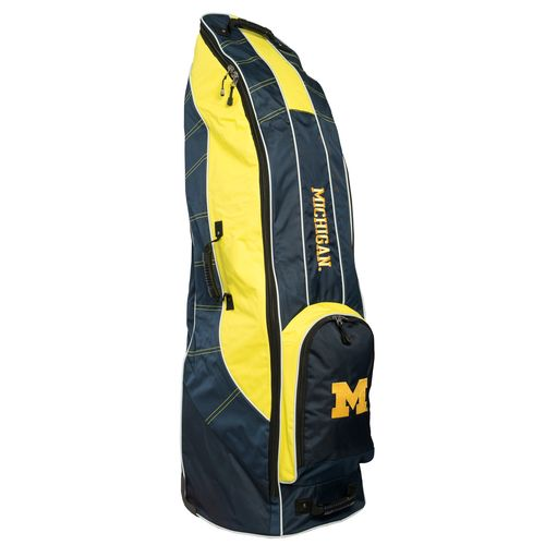 Team Golf University of Michigan Golf Travel Bag