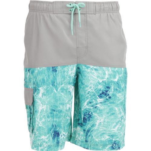 O'Rageous Men's Deep Sea E Boardshort