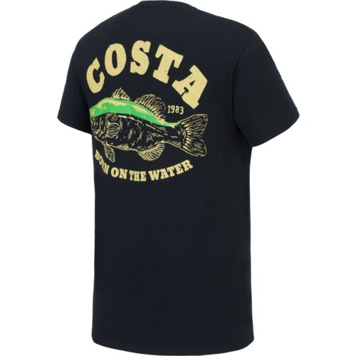 Costa Del Mar Men's Big Bass Short Sleeve T-shirt