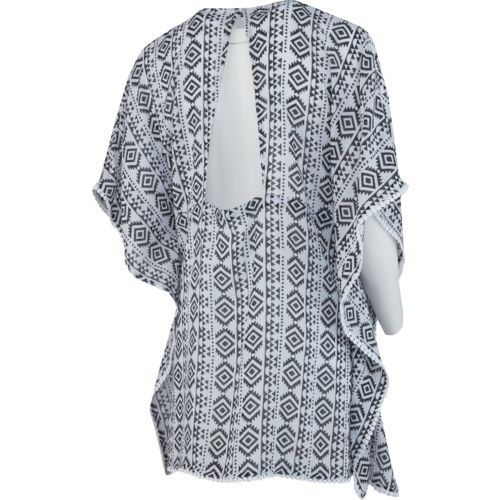 O'Rageous Women's Gauze Caftan Cover-Up - view number 2