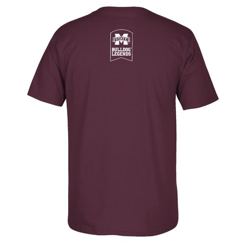 adidas Men's Mississippi State University Dak Prescott Today's Legend T-shirt - view number 2