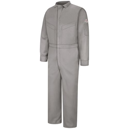 Bulwark Men's Flame Resistant Deluxe CoolTouch 5.8 oz. Coverall