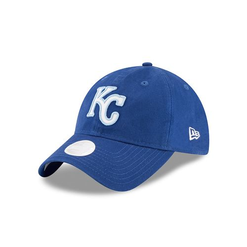 New Era Women's Kansas City Royals Team Glisten 9TWENTY® Cap