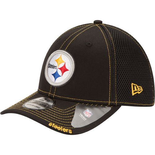 New Era Men's Pittsburgh Steelers Neo Flex 39THIRTY Cap