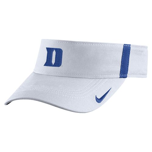 Nike Men's Duke University AeroBill Sideline Visor