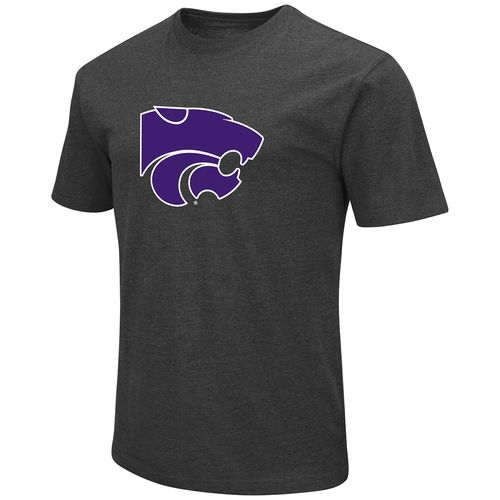 Colosseum Athletics Men's Kansas State University Logo T-shirt - view number 1