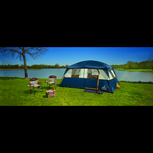Magellan Outdoors Grand Ponderosa 10 Person Family Cabin Tent - view number 2