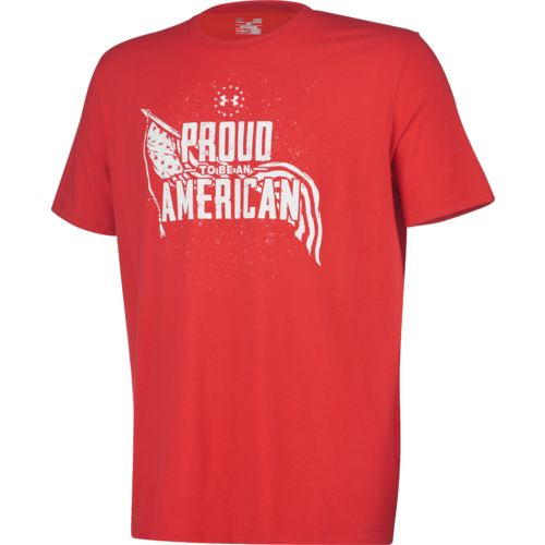 Under Armour Men's Proud American Short Sleeve T-shirt - view number 3