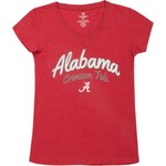 Colosseum Athletics Women's University of Alabama Team Font Arch T-shirt - view number 4