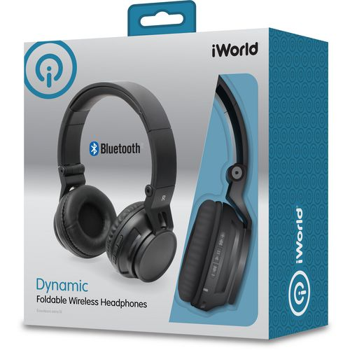 iWorld Dynamic Bluetooth Headphones - view number 2
