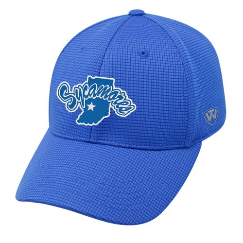 Top of the World Men's Indiana State University Premium One Fit™ Cap