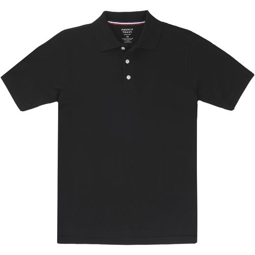 French Toast Boys' Short Sleeve Pique Polo Shirt - view number 1