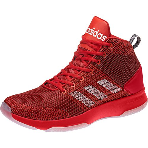 Display product reviews for adidas Men's Neo Cloudfoam Ignition Mid-Top Basketball Shoes