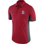 Nike Men's St. Louis Cardinals Franchise Polo Shirt - view number 1