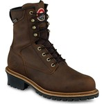 Irish Setter Men's Mesabi 8 in Logger Boots - view number 1