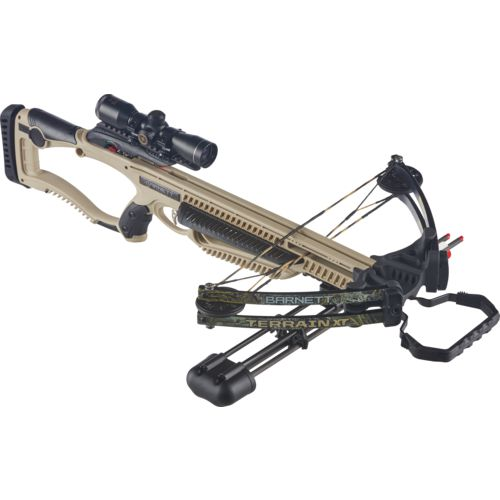 Display product reviews for Barnett Terrain XT Crossbow