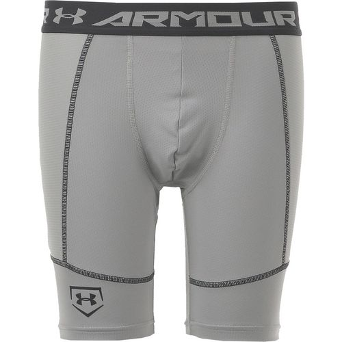 Under Armour Boys' Solid Slider Short