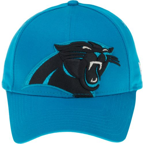 New Era Women's Carolina Panthers Glitter Glam 9FORTY Cap