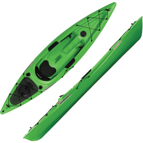 Sun dolphin 10 usa for Fishing kayak academy