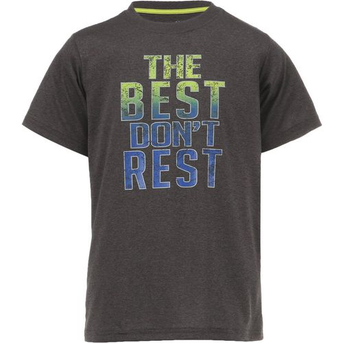 BCG Boys' The Best Don't Rest Short Sleeve T-shirt - view number 1