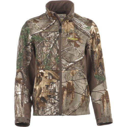 Magellan Outdoors Kids' Mesa Softshell Jacket with Scent Control
