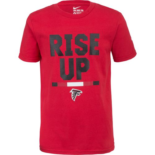 Nike Boys' Atlanta Falcons Verbiage T-shirt - view number 1