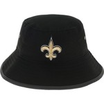 New Era Men's New Orleans Saints Onfield Training Bucket Cap - view number 1