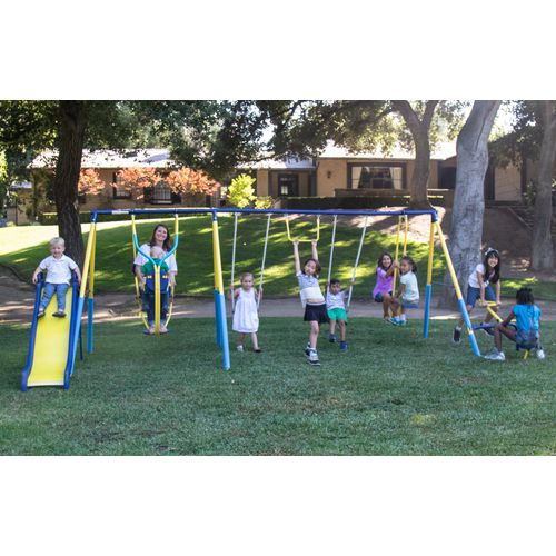 Sportspower Super 10 Me and My Toddler Swing Set