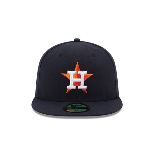 New Era Men's Astros Postseason Patch ALT Cap