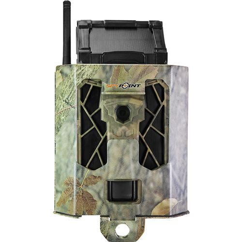 SPYPOINT SB200 Solar Camo Security Camera Box