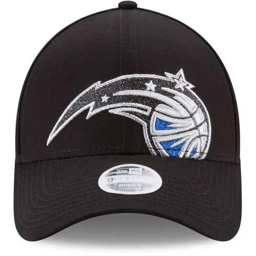 New Era Women's Orlando Magic Glitter Glam 9FORTY Cap