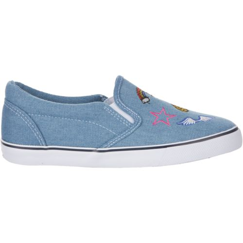 Austin Trading Co. Girls' Ava Patchwork Casual Shoes