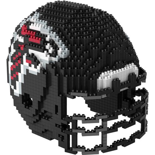 Forever Collectibles Atlanta Falcons 3-D BRXLZ Helmet Puzzle